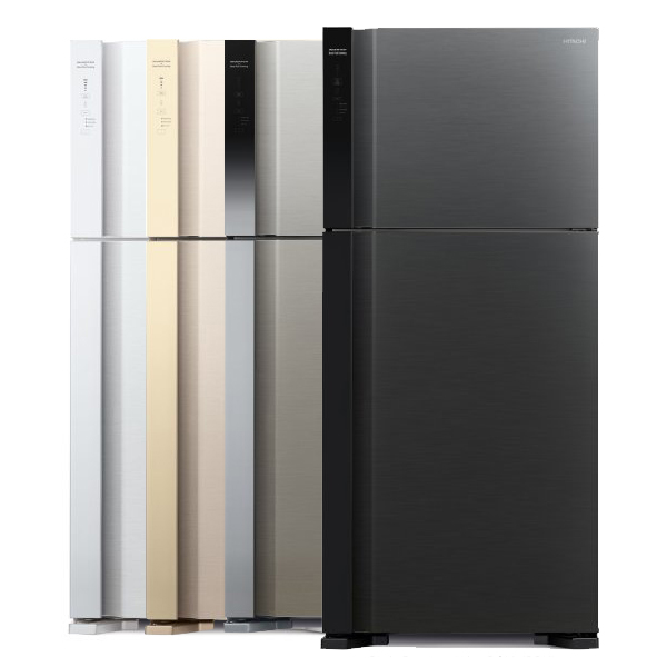 Цвета холодильников Хитачи
