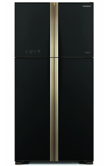 Hitachi R-W610PUC4GBK многодверный холодильник