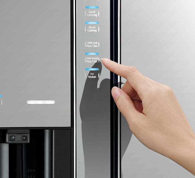 Дополнительные функции в японском холодильнике Hitachi