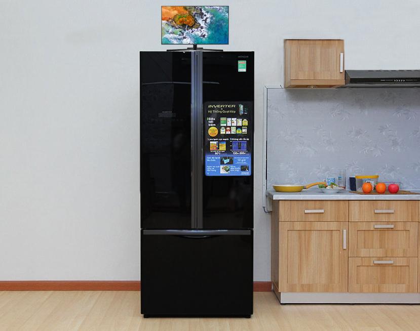 Холодильники с телевизором наверху