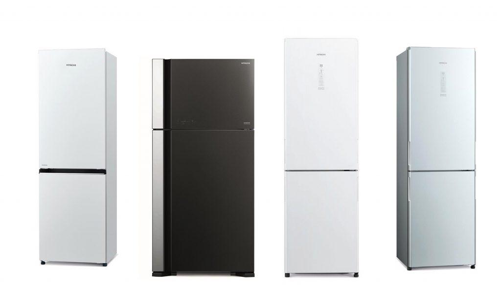 Виды морозильных камер в холодильниках Hitachi